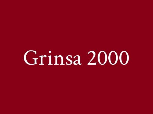 Grinsa 2000