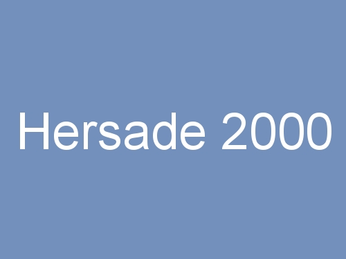 Hersade 2000