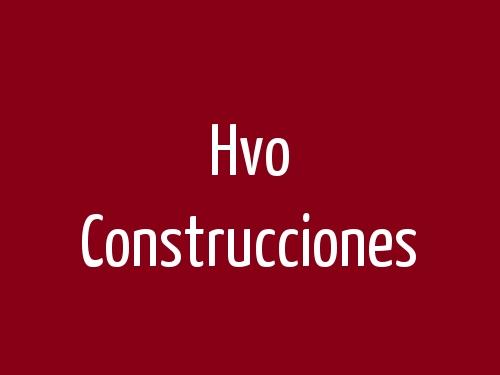 Hvo Construcciones