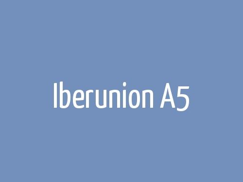 Iberunion A5