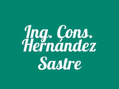 Ing. Cons. Hernández Sastre