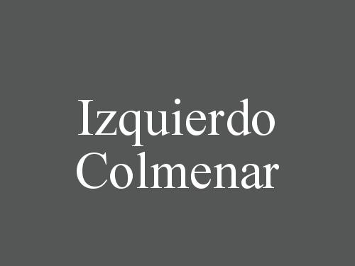 Izquierdo Colmenar