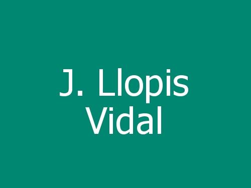 J. Llopis Vidal