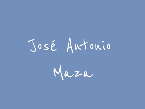 José Angel Maza