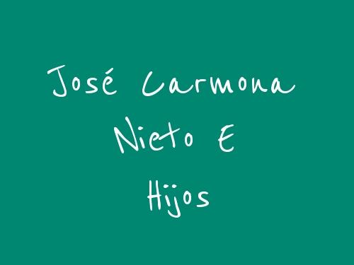 José Carmona Nieto E Hijos