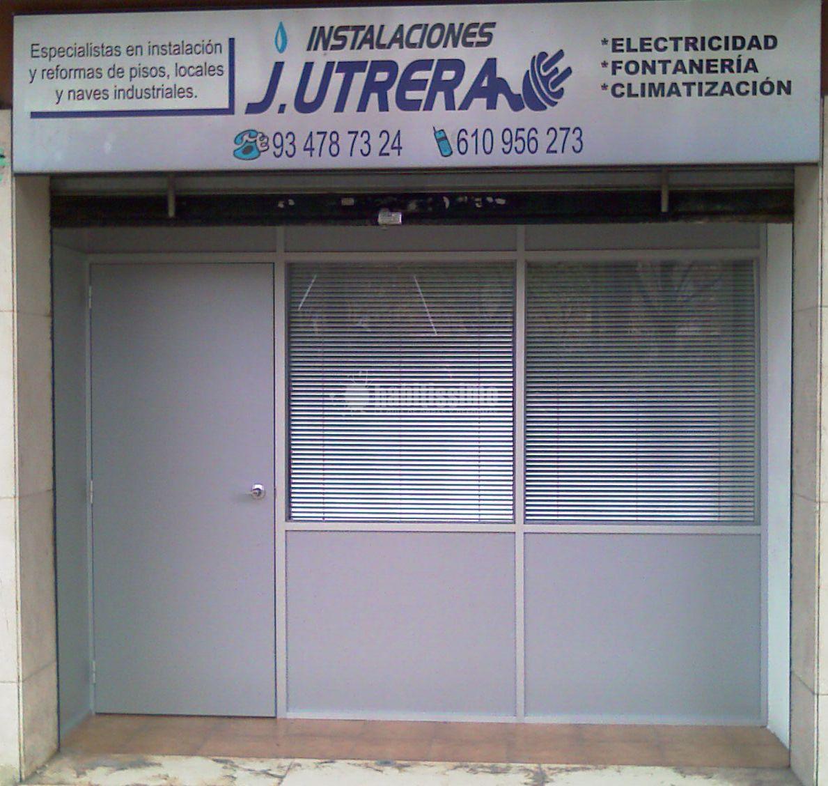 Instalaciones J.Utrera