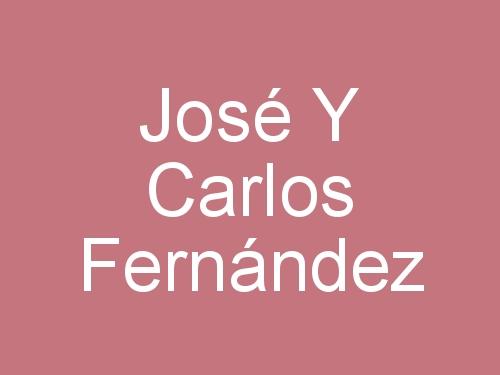 José Y Carlos Fernández