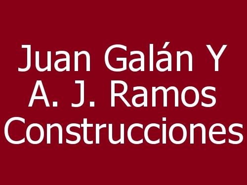 Juan Galán Y A. J. Ramos Construcciones