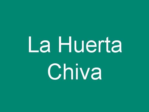 La Huerta Chiva