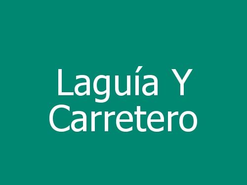 Laguía Y Carretero