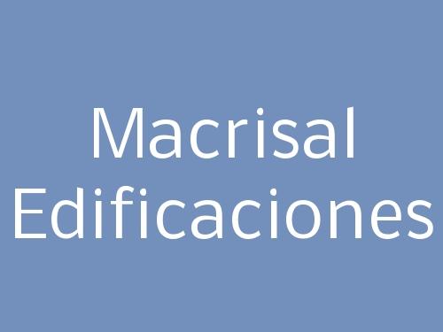 Macrisal Edificaciones