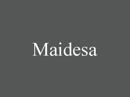 Maidesa