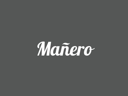 Mañero