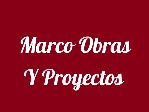 Marco Obras Y Proyectos