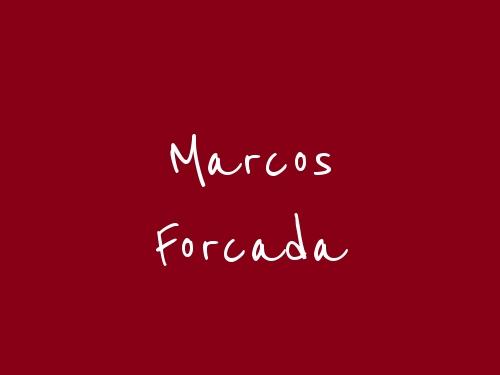 Marcos Forcada