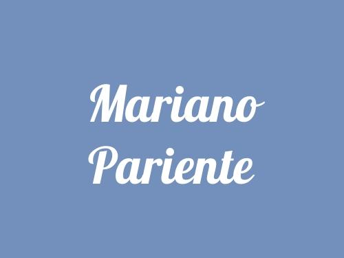 Mariano Pariente
