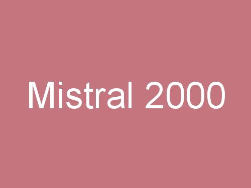 Mistral 2000