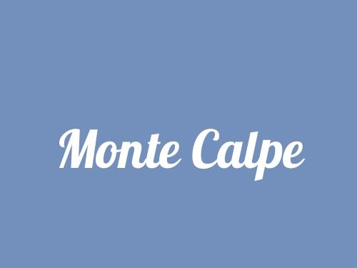 Monte Calpe