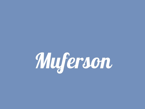 Muferson