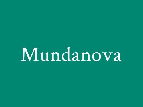 Mundanova