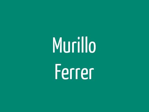 Murillo Ferrer