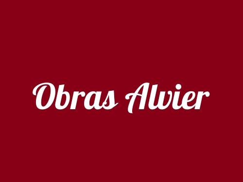 Obras Alvier