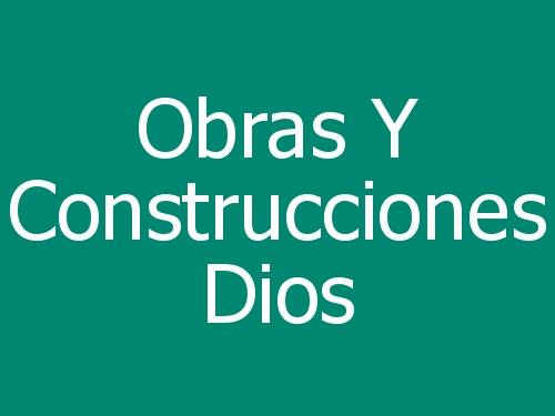 Obras Y Construcciones Dios
