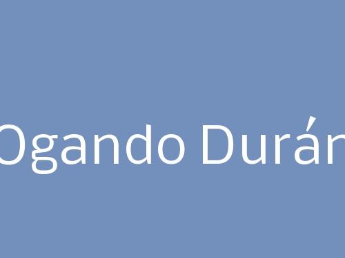 Ogando Durán