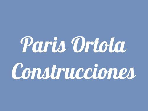 Paris Ortola Construcciones