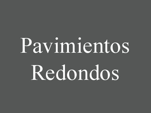 Pavimientos Redondos