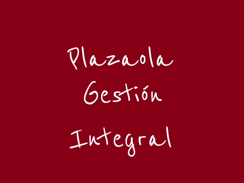 Plazaola Gestión Integral