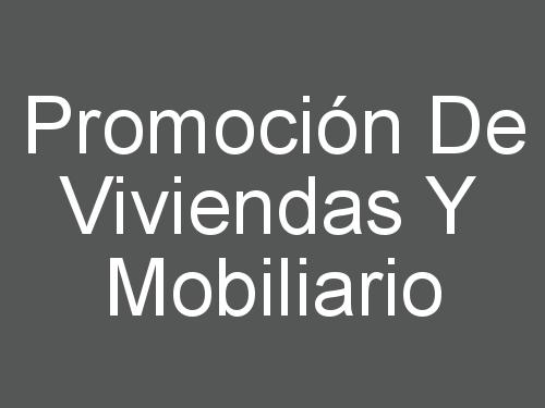 Promoción De Viviendas Y Mobiliario