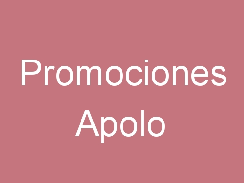 Promociones Apolo