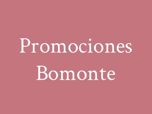 Promociones Bomonte