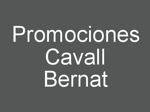 Promociones Cavall Bernat