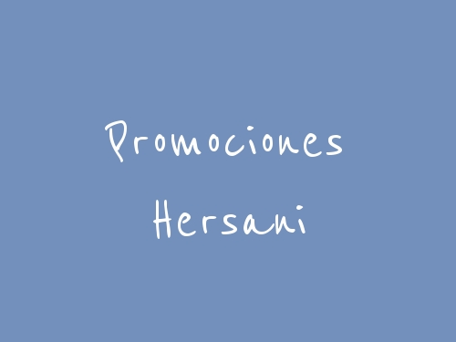 Promociones Hersani