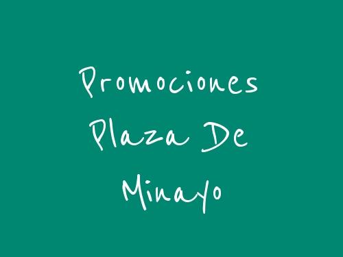 Promociones Plaza De Minayo