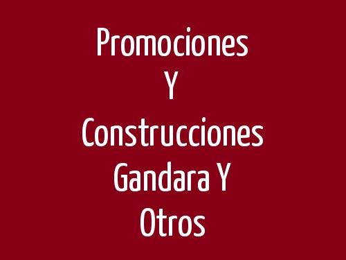 Promociones Y Construcciones Gandara Y Otros