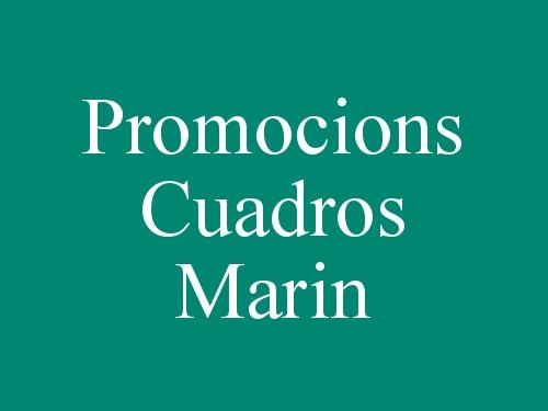 Promocions Cuadros Marin
