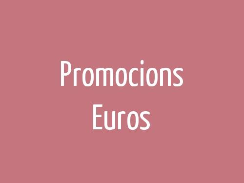 Promocions Euros