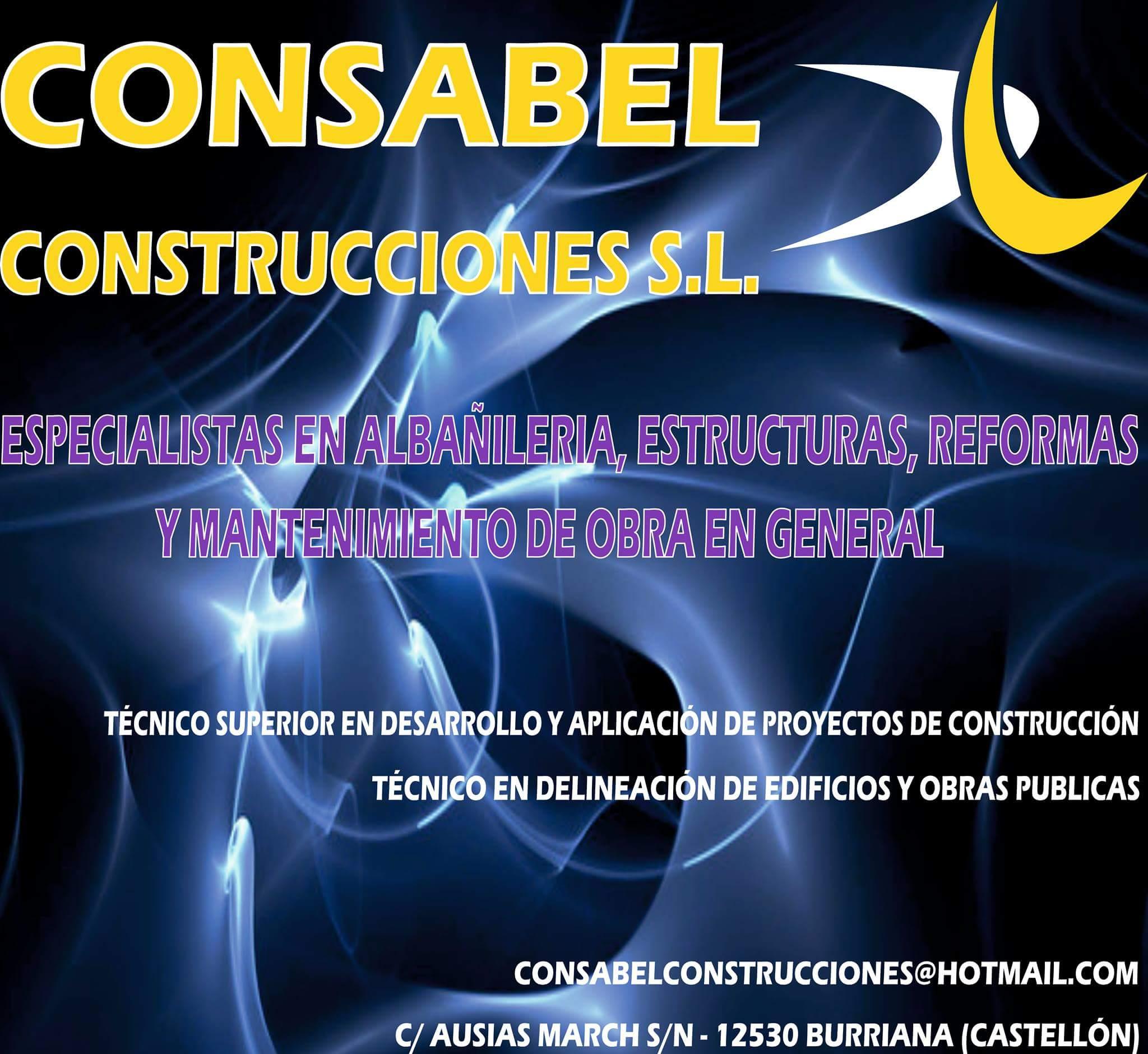 Consabel Construcciones S.l.