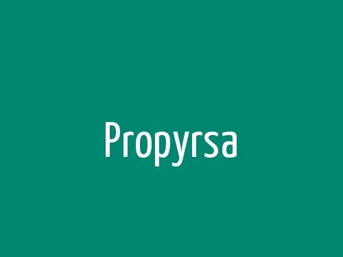 Propyrsa