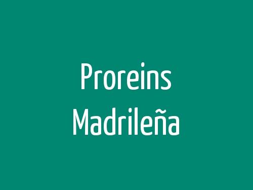 Proreins Madrileña