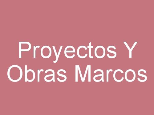 Proyectos Y Obras Marcos