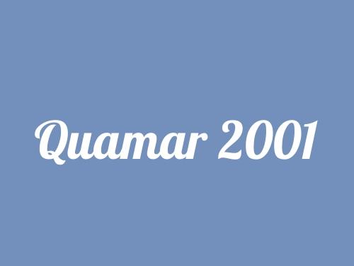 Quamar 2001