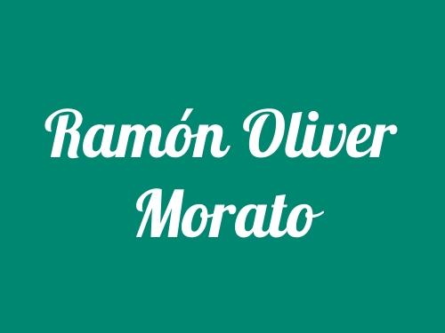 Ramón Oliver Morato