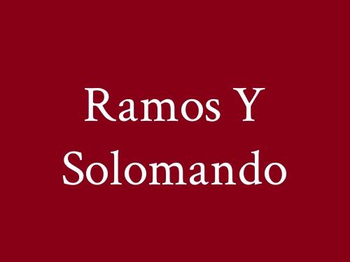 Ramos Y Solomando