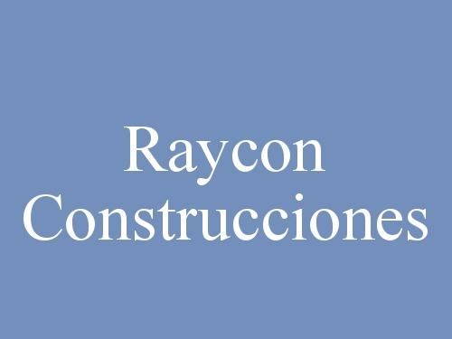 Raycon Construcciones