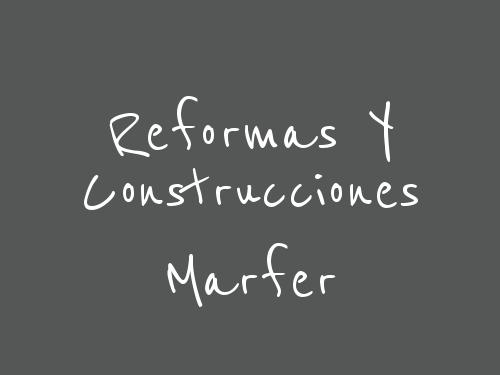 Reformas Y Construcciones Marfer
