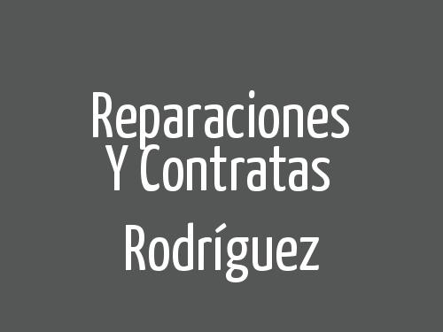 Reparaciones Y Contratas Rodríguez